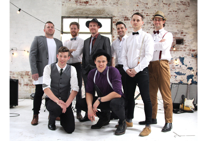 Event Entertainers presents Melbourne Show Band, Jukebox Dynamite