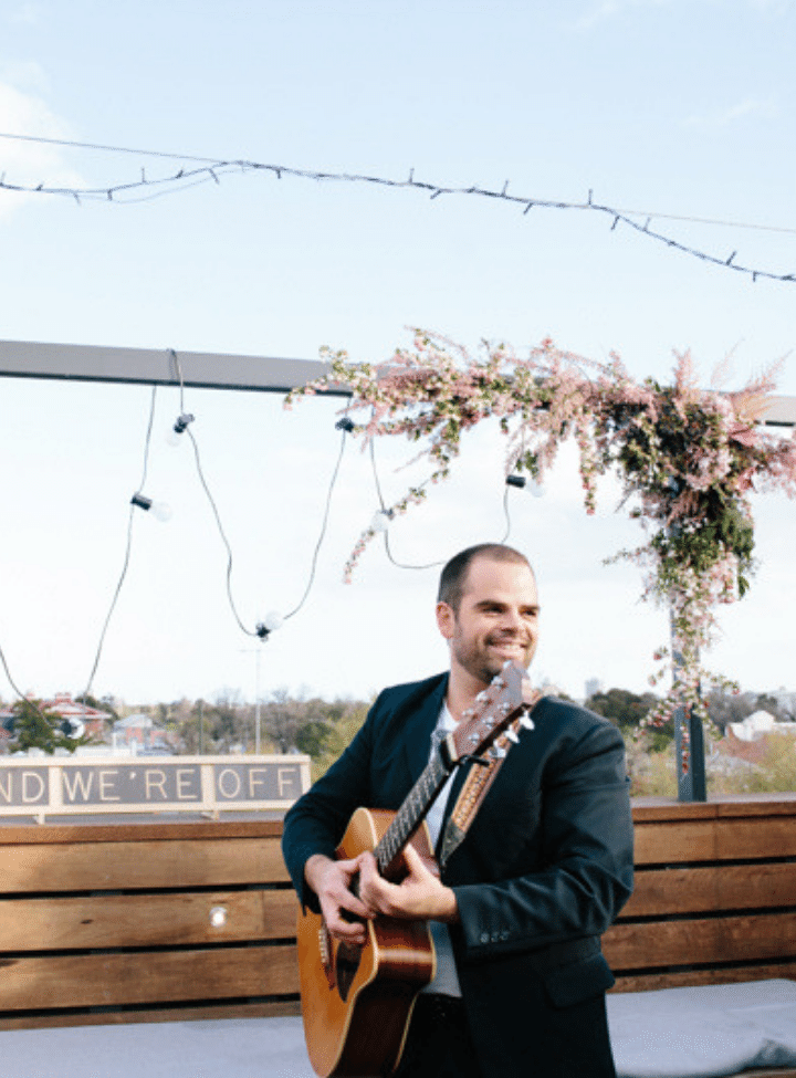 acoustic wedding duo