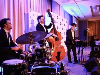 Event Entertainers present Sydney Jazz Trio The Uprights